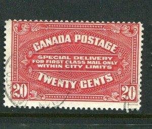 Canada #E2 used