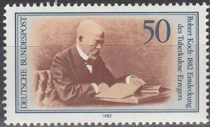 Germany #1370  MNH CV $2.50  (S9209)