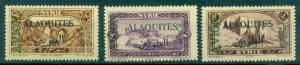 Alaouites #C5//C8  Mint VF LH  Scott $15.75   Missing C5