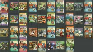 ST1472-1490 2015 S.TOME FAUNA BIRDS FAMOUS PEOPLE 19KB+19BL MNH