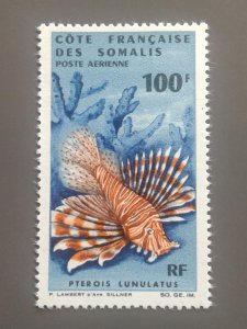 Somali Coast C48 F-VF MNH  - Scott $ 21.00
