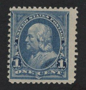 United States MINT Scott Number 247  MNH  F-VF  -  BARNEYS