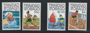 Trinidad and Tobago  mnh SC 412 - 415