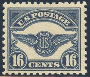 US Scott #C5 Mint, VF, XL Hinge