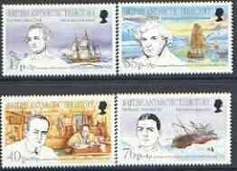 British Antarctic Territory 1994 Antarctic Heritage Fund ...