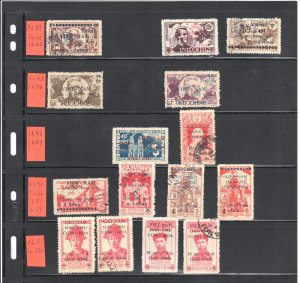 North VietNam Collection #1L1 to 1L56 --Mint and Used