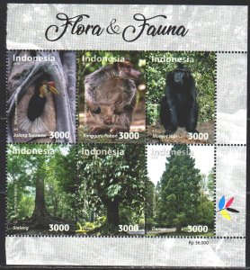 Indonesia. 2018. Flora and Fauna of Indonesia. MNH.