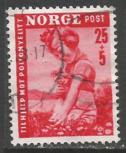NORWAY B48 VFU Z7994-2