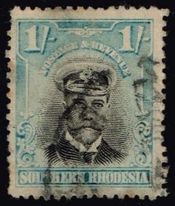 Southern Rhodesia #10 King George V; Used (14.00)