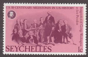 Seychelles 370 American Bicentennial 1976