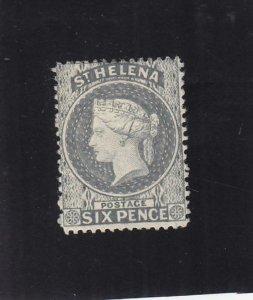 St. Helena: Sc #7, MH (35837)