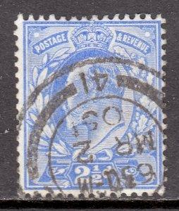 Great Britain - Scott #131 - Used - SCV $3.00 (Ref. 1/3)