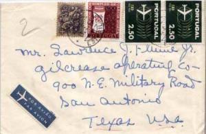Portugal, Airmail, Aviation, Horses