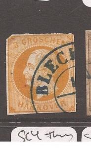 Germany Hannover SC 22 FU (3awu)