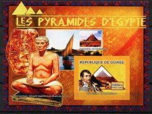 Guinea MNH S/S Pyramids Of Egypt 2007