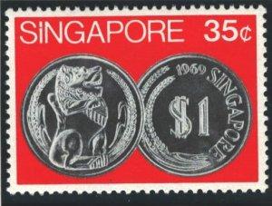 Singapore Sc#151 MNH