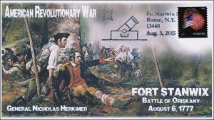 2015, Fort Stanwix, Battle of Oriskany, American Revolution, Pictorial, 15-319