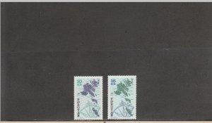 FAROE ISLANDS 305-306 MNH 2014 SCOTT CATALOGUE VALUE $6.50