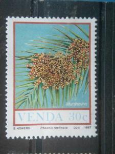 VENDA, 1987, MNH 30c, Food of the Veld, Scott 174 CV 0.70