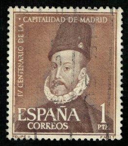 Spain, 1 Pta (2995-т)