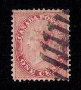 Canada Sc 14 Used Victoria Very Fine/Xtra Fine