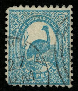 New South Wales, 1888-1889 (3796-Т)