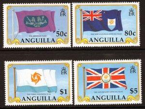 Anguilla (1990) #830-3 MNH