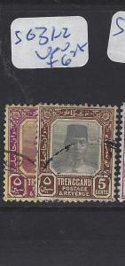 MALAYA TRENGGANU   (P0807BB)  SULTAN  SG 31-2   VFU