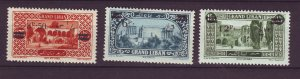 J23993 JLstamps 1926 lebanon mh #63,65-6 ovpt