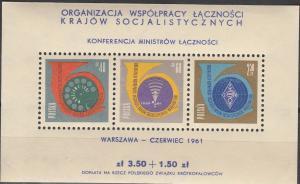 Poland #993a  MNH F-VF CV $4.00 (V278L)