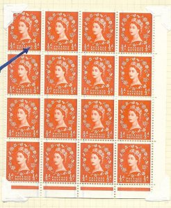S3a & b ½d Wilding Graphite with varieties UNMOUNTED MINT