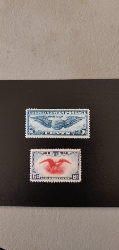 US Scott C23-24 MNH