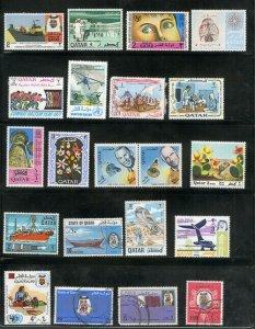 Arab Nations Lot of Over 300+ clean stamps from A to Z countries popular topics