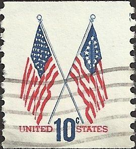 # 1519 USED 50 STAR AND 13 STAR FLAGS