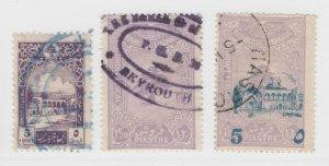 Lebanon Cinderella revenue fiscal Stamps 6-21-21- Better item-> (OP)