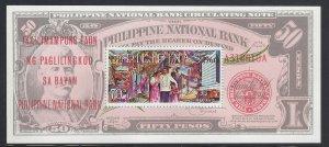 C93 50th Anniv Nat'l Bank/50p Bill CV$5