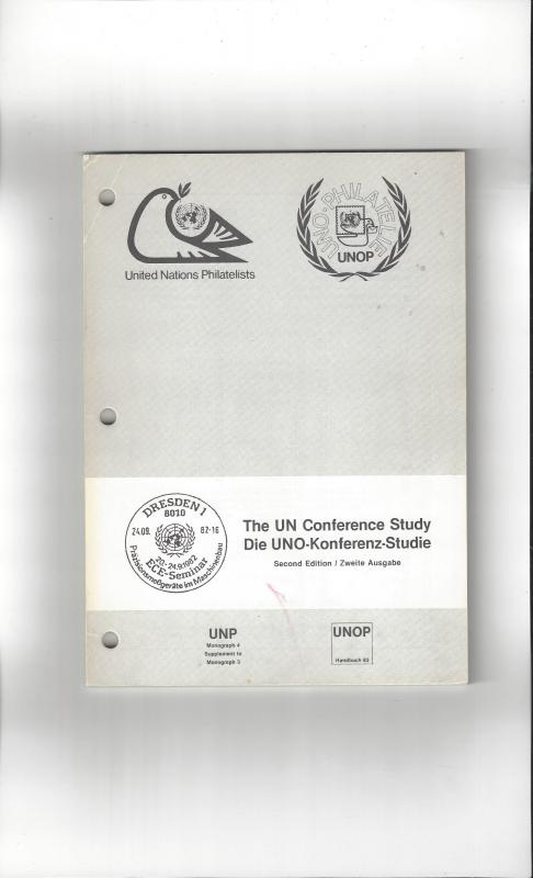The UN Conference Study by B. Clement Jr. 1983