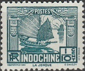 Indo-China, 143  Unused From 1931-41