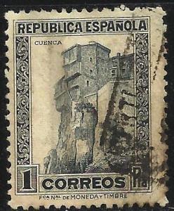 Spain 1938 Scott# 539 Used