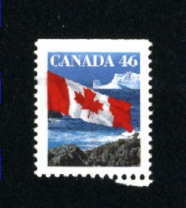 Canada #1682as    -4  used VF 1998  PD