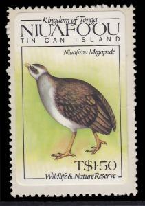 Tonga - Niuafo'ou 45 MNH