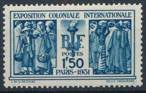 [I1398] France 1930/31 good stamp very fine MH  $55