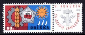 Poland 1510 MNH VF