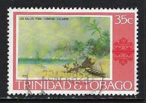 TRINIDAD & TOBAGO 265 VFU A326-4