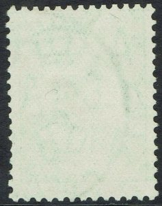 AUSTRALIA 1931 KANGAROO 1 POUND WMK C OF A USED