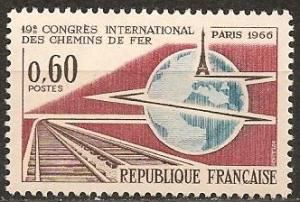 France #1161 Mint Never Hinged F-VF (ST1149)