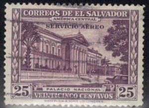 El Salvador Scott C95 Used stamp