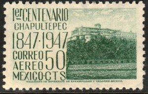 MEXICO C182, 50¢ 1847 Battles Centennial. MINT, NH. VF.
