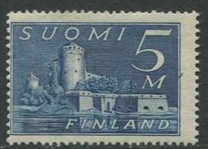 Finland - Scott 177 - Castle in Savonlinna -1930- MLH - Single 5m Stamp