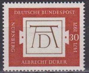 Germany #1070 MNH VF (ST1221)